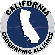 California Geographic Alliance Logo